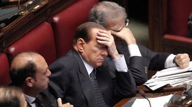 Udgifterne i forbindelse med korruption i Italien er eksploderet. Det vurderes at de italienske udgifter til korruption i dag beløber sig til omkring 60 mia. euro om året. I midten af 1990'erne blev tallet vurderet til at ligge på 7-8 mia. euro.