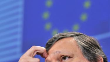 EU-Kommissionens formand José Mauel Barosso har i de seneste dage gentagne gange talt for, at det nu - i lyset af de slunkne offentlige statskasser rundt om i Europa - er tid til at 'arbejde opfindsomt' med regeringer og den private sektor.