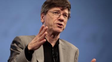 'Jeg mener, at den private sektor vil blive afgørende for at få succes,' siger Jeffrey Sachs om fremtiden for Verdensbanken.