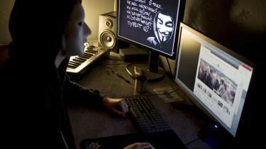 I hackermiljøet var der mistanke om, at 'Sabu ' var blevet informant.