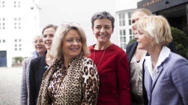 En gruppe danske kvinder vil  med et netværk arbejde for at gøre EU til et større hit blandt de danske kvinder. Netværket består blandt andre af Mariann Fischer Boel, Ellen Trane Nørby, Stine Bosse, Margrethe Vestager, Gitte Seeberg og Lykke Friis.