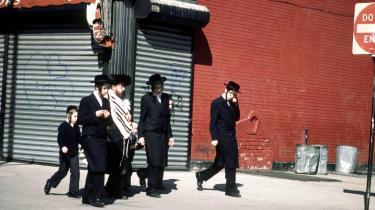 Serie af rejsebøger kan ikke hjælpe med hotelanbefalinger, men nyder f.eks. på en guide til det jødiske New York.