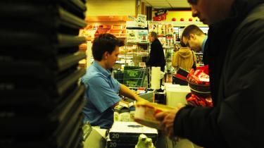 Hvor mange ekstra kunder besøger ens butik den dag, man har sodavand på tilbud? Det kan videoovervågning hjælpe de forretningsdrivende med at dokumentere.