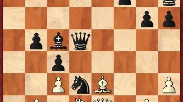 Spændende afslutning på skak-DM