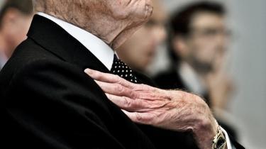 Skibsreder Mærsk Mc-Kinney Møller døde i går. Ligesom både sin far og farfar i en meget høj alder.