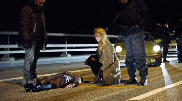 Når anden sæson af den dansk-svenske krimiserie 'Broen' til efteråret skal optages, er det stort set kun Sverige, der får glæde af de 80 millioner, den koster. Det skyldes, at København endnu ikke har en filmfond, der kan fastholde film- og tv-produktioner i nærområdet  – og tiltrække udenlandske