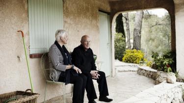 ensionisterne Francis og Anne-Marie Landes er blandt de mange franskmænd, der er født i Algeriet, men som efter Algierkrigen har bosat sig i den lille sydfranske by Carnoux-en-Provence.