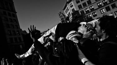 Bevægelsen Occupy Wall Street er gået ind i en ny fase, hvor man satser mindre på synlighed og mere på at opnå indflydelse i samfundets institutioner.