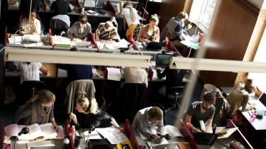 Regeringen regner med at kunne spare to mia. kroner om året fra 2020 på, at de unge færdiggør deres uddannelser hurtigere.