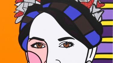 Romero Britto er en verdensstjerne i en kunstverden hinsides den etablerede. Men han udnytter ikke slet ikke sin position og bliver i stedet en ydmygende billig version af det, han ellers kunne have kritiseret