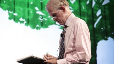 I mere end 40 år har Jeremy Grantham scoret kassen til sig selv og sine klienter ved at investere og spekulere med stor dygtighed. Nu advarer han mod kapitalismens konsekvenser