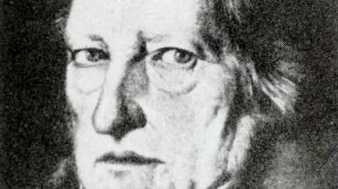 Den amerikanske filosof Terry Pinkard går i en ny bog hele vejen fra naturen over mennesket til demokrati og menneskeheden i sine læsninger af Hegel