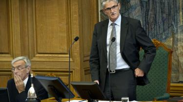 Tidligere finansminister og nuværende folketingsformand Mogens Lykketoft rettede under et arrangement hos Cevea en skarp kritik mod regeringens økonomiske politik. Nu får han opbakning af to professorer i økonomi.