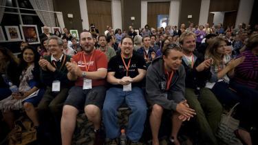 I sidste weekend samledes 2.500 Obama-aktivister i Rhode Island til en konference organiseret af Netroots Nation, det mest prominente netværk af progressive aktivister i USA.