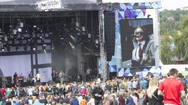 På bare tre år har NorthSide Festival gjort sig fortjent til en stor fed nål på det danske festivallandkort, idet de udfylder det tomrum, der er opstår mellem anarkismen og mudderet på Roskilde Festival og teenagerne og småbørnsfamilierne til Grøn Koncert.