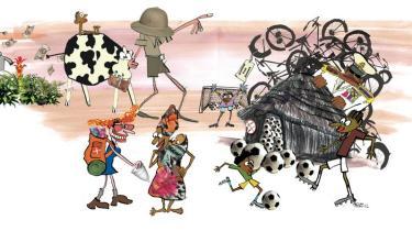Hvor de tidligere var ude og rasle for ngo'erne, bruger den unge generation nu menstruationskopper, permakultur, sponsorcykler og fodboldkampe til at gøre en forskel i Afrika
