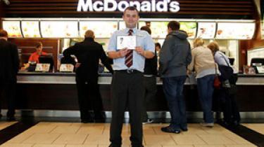 Åbne skattelister fremstår som en gabestok og derfor er der brug for en debat om listerne, mener McDonald's