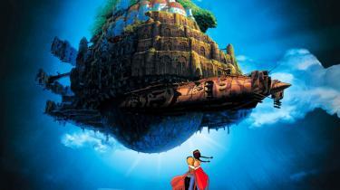 Animationsmesteren Hayao Miyazakis 26 år gamle 'Laputa – slottet i himlen', der nu har dansk biografpremiere, er en festlig og charmerende dannelsesfortælling og en vaskeægte familiefilm fuld af humanisten Miyazakis opbyggelige budskaber