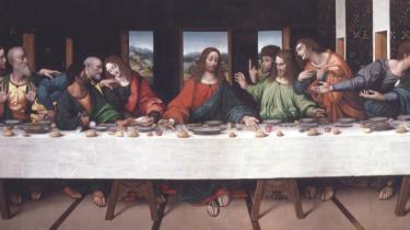 I mere end totusinde år har kristne spist og drukket for at ihukomme den Jesu sidste måltid med sine disciple, hvor jeg blev til vi
