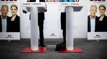 Hovedløst: Hverken Helle Thorning–Schmidt (S) eller Villy Søvndal (SF) synes at fornemme, hvad deres bagland ønsker, mener det tidligere folketingsmedlem Karsten Høng fra SF.