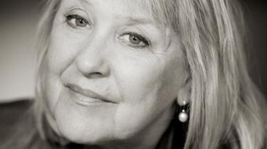 Susanne Giese i 2010. Hun døde lørdag 66 år gammel.