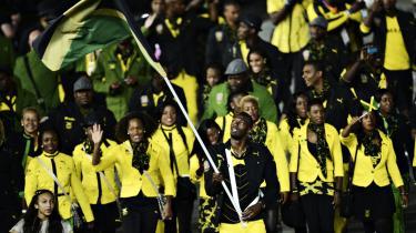 Jamaicas fanebærer under åbningsceremonien ved OL i London, Usain Bolt, er en af verdens hurtigste sprintere på 100 meter og forventes at høste flere guldmedaljer ved legene sidst på ugen. Jamaica dyrker sprintere, mens USA dyrker baseballspillere og Brasilien fodboldstjerner.
