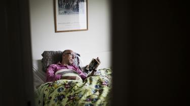 For Dansk Folkepartis kulturordfører, Alex Ahrendtsen, er det at læse en velskrevet bog en 'samtale med en god ven', mens det at læse en bog eller forfatter, man ikke kan lide, er lig med kedsomhed.