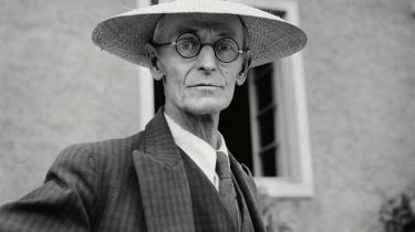 Humanisme. Filosofi og spiritualitet fyldte meget hos Hermann Hesse; han var særligt inspireret af Nietzsche og østlig filosofi. Kritikere mente, han repræsenterede den aristokratiske, bagudskuende humanisme – i modsætning til en aktivistisk humanisme.