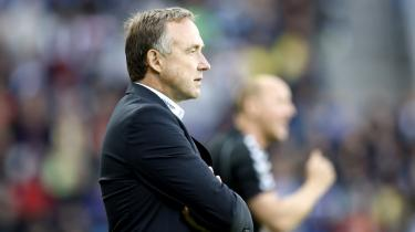 Uheldigt ry. Keld Bordinggaard, der nu er tilbage i Silkeborg, må trækkes med et ry for at være god til at udvikle spillekoncepter – og dårlig til at vinde fodboldkampe.