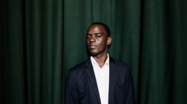 Frank Mugisha efterlyser en mere åben engageret indsat fra vestens progressive i kampen om seksuel frihed i Afrika