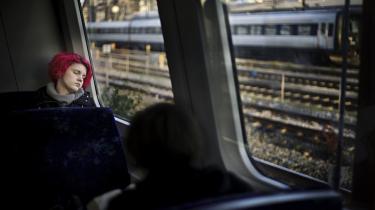 Kollektiv transport er et af de områder, hvor Enhedslisten vil sætte ind med forslaget om den grønne jobplan.