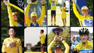 Lance Armstrong mister sine toursejre og får livsvarig karantæne, siger det amerikanske antidopingagentur