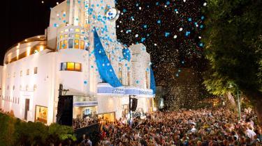 Under pomp og pragt blev et scientology-palads forleden indviet i Tel Aviv. Også i København fører scientology sig frem som ejendomsbesidder.