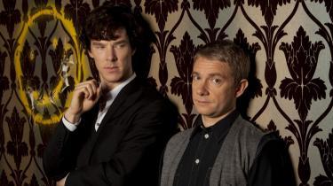 Steven Moffat og Mark Gatiss' tv-version af Conan Doyles' Sherlock Holmes er lavet med så stor kærlighed til, respekt for og viden om figurerne og universet, at selv den mest stivsindede conaniker må overgive sig.