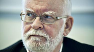Den kontroversielle Lars Hedegaard står bag anti-muslim- og anti-Obama-avis, som Dansk Folkeparti udsender til sine medlemmer