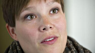 »I dag skal handle om Villy. Jeg har ikke gjort min stilling klar,« skriver sundhedsminister Astrid Krag på sin Facebook-side