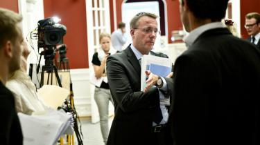 Justitsminister Morten Bødskov mener ikke, at de tre juridiske eksperter, der i gårsdagens Information vurderede, at højesteretsdommen også rokkede ved selve reglerne om tålt ophold, har ret.