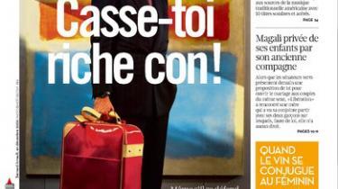Europas rigeste mand er blevet et fransk hadeobjekt. Mangemilliardæren Bernard Arnault har søgt om belgisk statsborgerskab og hænges nu ud for at ville flygte fra præsident Hollandes nye 75 procents beskatning af euromillionærer