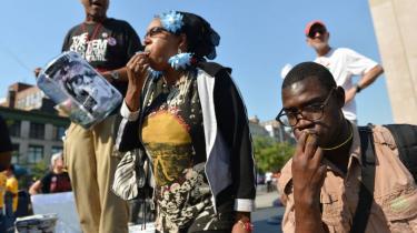 Amerikanere, der drømte om et postracistisk USA, har fået en brat opvågning efter valget af landets første sorte præsident