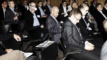 Det er ikke mangel på vilje, men mangel på redskaber til at finde kvalificerede kandidater, der er den største hindring for flere kvinder i toppen af dansk erhvervsliv. Det siger flere – mandlige – erhvervsledere. Her er vi til årsmøde i foreningen for kapitalfonde, DVCA. Arkiv