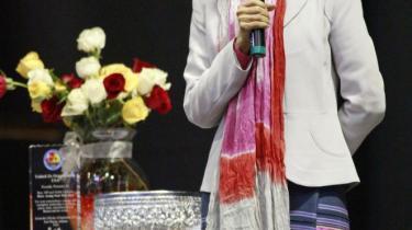 I denne uge er Myanmars Aung San Suu Kyi og landets præsident Thein Sein på det, der ligner en hyldestturné i USA