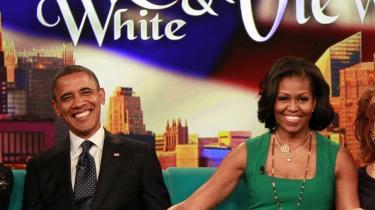 Forhadt. Både præsidenten selv og Michelle Obama får Kleins had at mærke. Men det er tvivlsomt, om han rammer lige så hårdt, som han slår. Hvad bogen har i underholdningsværdi, mangler den nemlig i dokumentation.