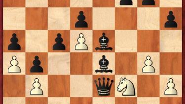 Caruana fører klart i Chess Masters Final