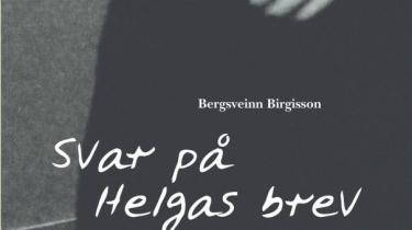 Bergsveinn Birgissons kærlighedsroman virker så 'islandsk', at det næsten bliver for meget