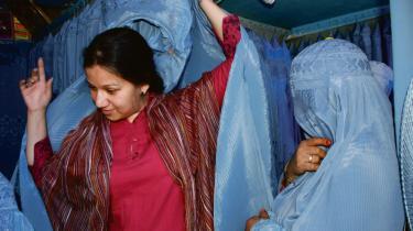 Billeder fra Simi Jans korrespondentarbejde i Afghanistan og Pakistan.