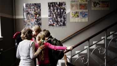 Den måde, privatskolerne finansieres på, minder om overbetalingen af privathospitaler, siger borgmester Anne Vang. Hun foreslår, at privatskolerne skal have tilskud alt efter, hvor mange børn af førtidspensionister og kontanthjælpsmodtagere de optager.