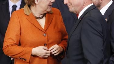 De europæiske statsledere er i dag til topmøde i Bruxelles for at diskutere oprettelsen af et fælleseuropæisk banktilsyn.