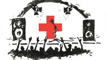 Når kunstnere indgår samarbejde med humanitære organisationer profilerer de både hjælpearbejdet og sig selv. Men det fungerer – så længe det giver mening for dem, der skal bidrage og ikke overskygger sagen, siger eksperter