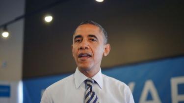 På denne valgdag er spørgsmålet, om amerikanerne virkelig kan stole på Romney, når han lover at være alles præsident og række en hånd ud til sine modstandere. Vil han ikke være i de konservatives hule hånd? En løsning af den politiske hårdknude i Washington er noget, som verden uden for USA inderligt håber, vil være udkommet af dette præsidentvalg. Set i det lys virker Barack Obama som det eneste fornuftige valg