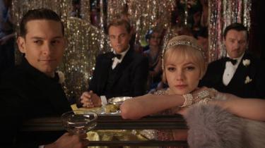Filmatisering. Baz Luhrmanns filmatisering af 'Den store Gatsby' med blandt andre Leonardo DiCaprio og Carey Mulligan har premiere til foråret. Luhrmann har tidligere instrueret 'Strictly Ballroom', 'Moulin Rouge' og 'Romeo + Juliet'.